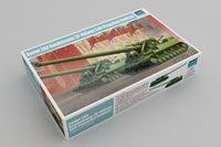 Trumpeter 1/35 Soviet 2A3 Kondensator 2P 406mm Self-Propelled Howitzer - Scale Model
