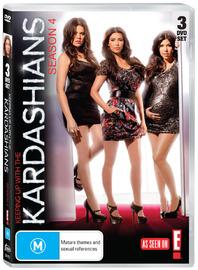 Keeping Up With The Kardashians - Season 4 (2 Disc Set) on DVD