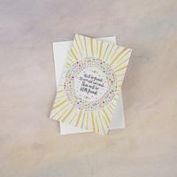 Natural Life: Greeting Card - We'll Be Friends