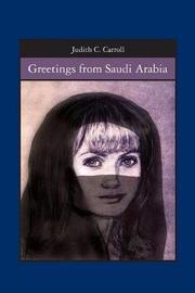 Greetings from Saudi Arabia by Judith C Carroll image