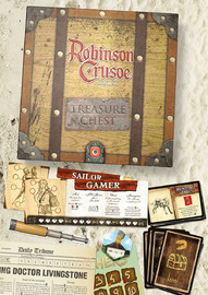 Robinson Crusoe: Treasure Chest - Expansion