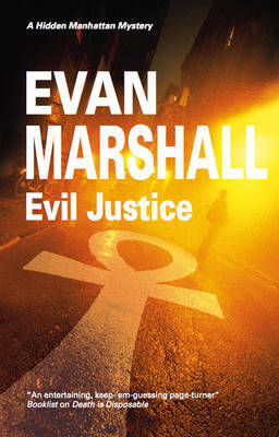 Evil Justice by Evan Marshall image