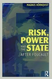 Risk, Power and the State by Magnus Hornqvist image