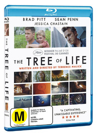 The Tree of Life on Blu-ray