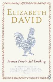 French Provincial Cooking by Elizabeth David image