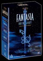 Fantasia Anthology Box Set (3 Disc) on DVD