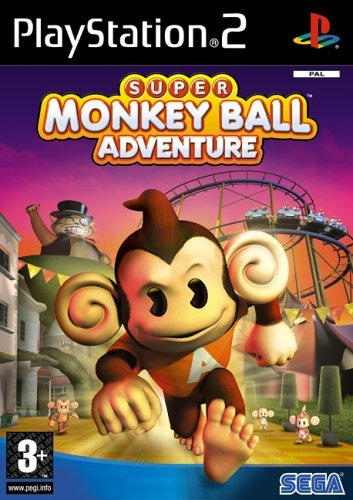 Super Monkey Ball Adventure for PlayStation 2