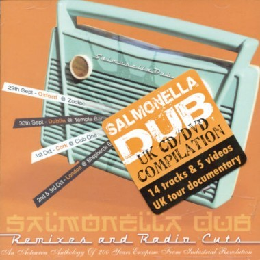Remixes and Radio Cuts by Salmonella Dub