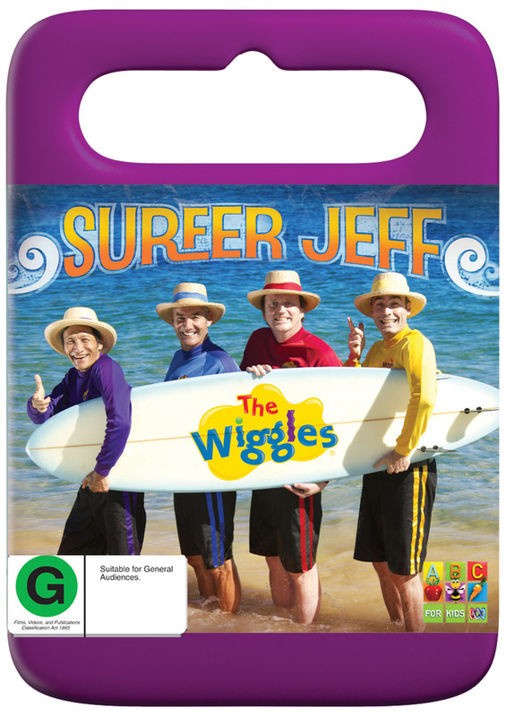 The Wiggles: Surfer Jeff on DVD