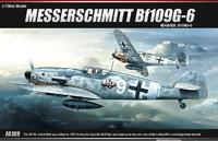 Academy Messerschmitt BF109G-6 1/72 Model Kit