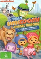 Team Umizoomi: Animal Heroes on DVD