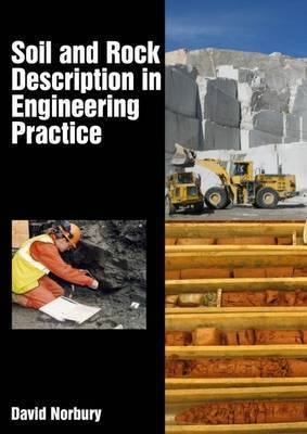 Soil and Rock Description in Engineering Practice by David Norbury image