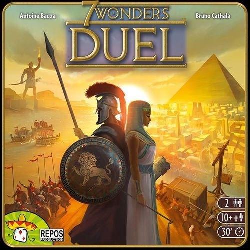 7 Wonders: Duel - Card Game image
