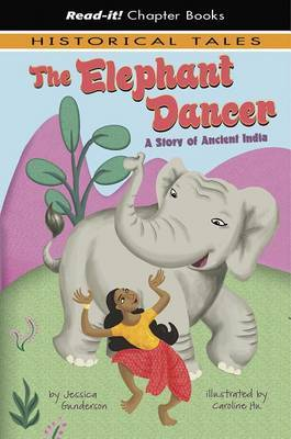 The Elephant Dancer by Jessica Gunderson image