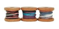 Kaisercraft Lucky Dip DIY Mini Hemp Spool - Multicolour (1.0mm 4m each)