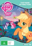 My Little Pony: Friendship Is Magic - The Mane Attraction on DVD