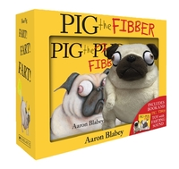 Pig the Fibber Boxed Set by Aaron Blabey
