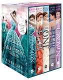 The Selection Series 1-5: The Selection, The Elite, The One, The Heir And The Crown by Kiera Cass