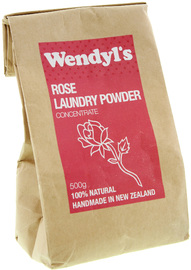 Rose Laundry Powder Concentrate 500g - Wendyl's Green Goddess