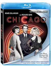 Chicago on Blu-ray image
