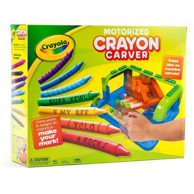 Crayola: Crayon Carver
