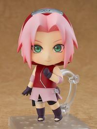 Naruto Shippuden: Nendoroid Sakura Haruno - Articulated Figure