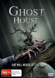 Ghost House (2017) on DVD