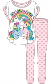 Ladies My Little Pony Pyjamas image