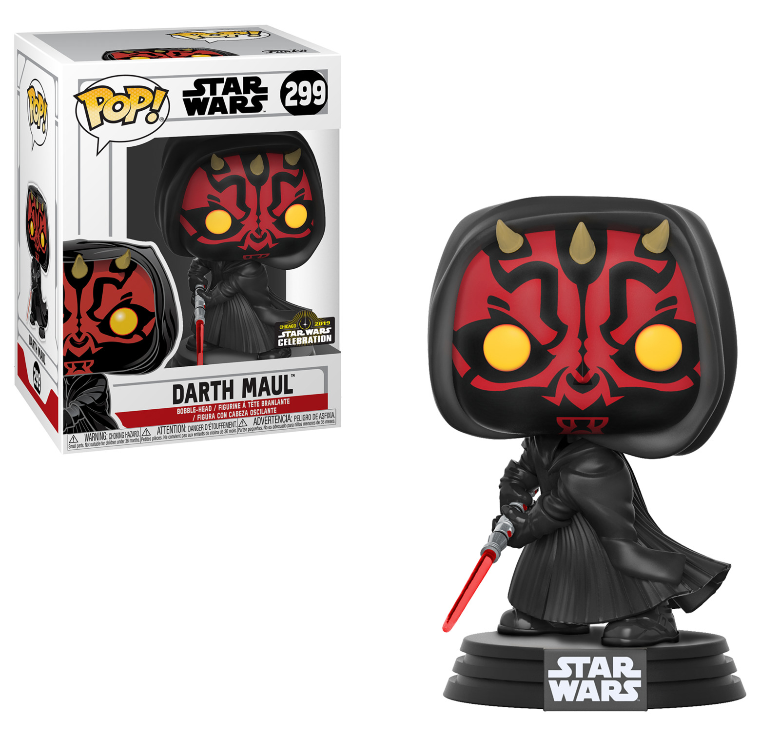 Star Wars - Darth Maul Pop! Vinyl Figure image