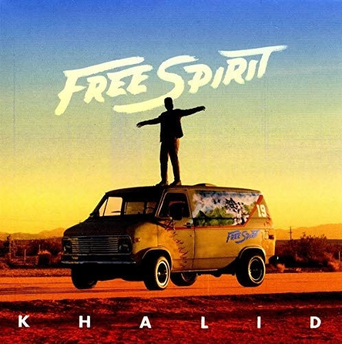 Free Spirit (2LP) by Khalid
