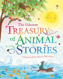 Treasury of Animal Stories by Anna Milbourne