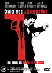 Confessions Of A Dangerous Mind on DVD