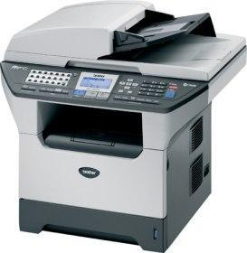 Brother MFC8460N Print Fax Scan copy Nework Ready Multifunction