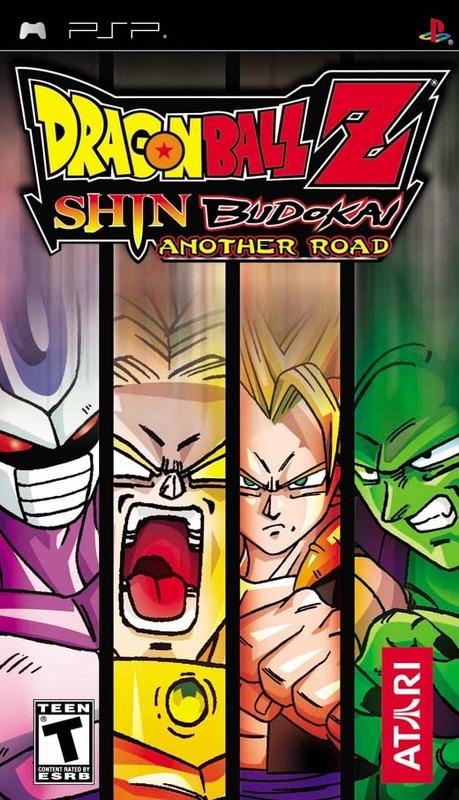 Dragon Ball Z: Shin Budokai 2 - Another Road for PSP