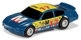 Scalextric: Micro NASCAR #17 - Slot Car