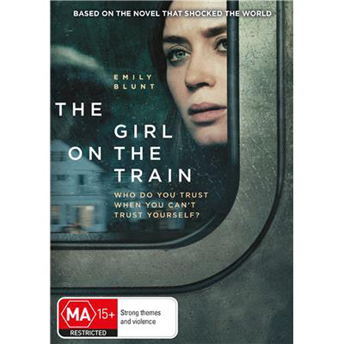 The Girl On The Train on DVD