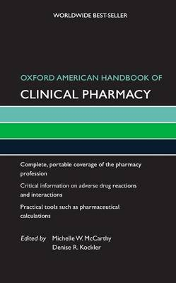 Oxford American Handbook of Clinical Pharmacy image