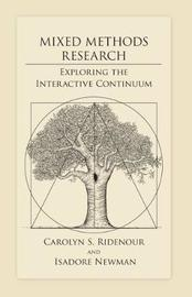 Mixed Methods Research by Carolyn S Ridenour image