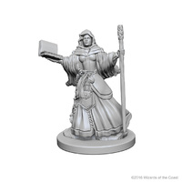 D&D Nolzur's Marvelous: Unpainted Minis - Human Female Wizard