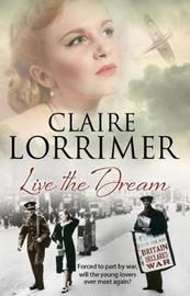 Live the Dream by Claire Lorrimer image