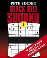 Black Belt Sudoku by Pete Sinden image