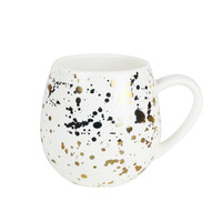 Robert Gordon: Hug Me Mug (Gold Splatter) image
