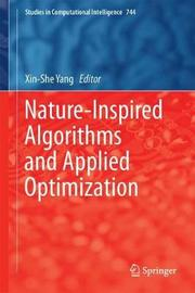 Nature-Inspired Algorithms and Applied Optimization image