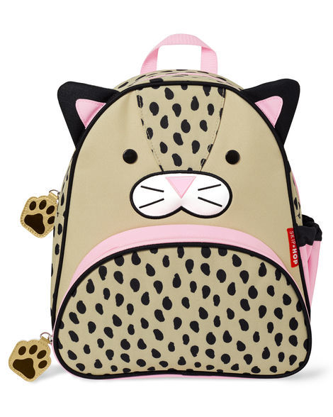 Skip Hop: Zoo Backpack - Leopard