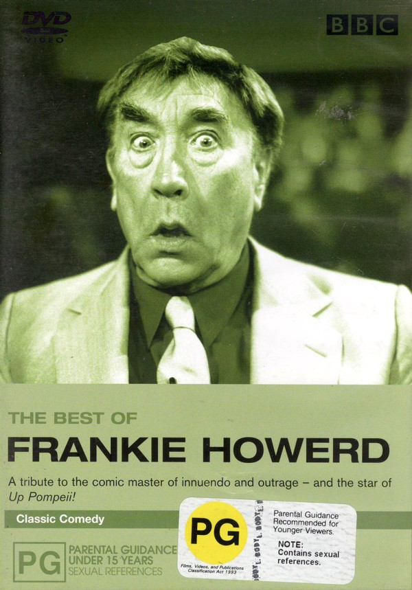 The Best Of Frankie Howerd on DVD image