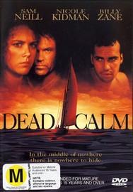 Dead Calm on DVD image