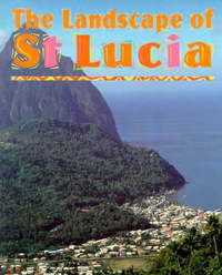 The Landscape Of St Lucia by Alison Brownlie Bojang image