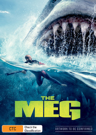 The Meg on DVD