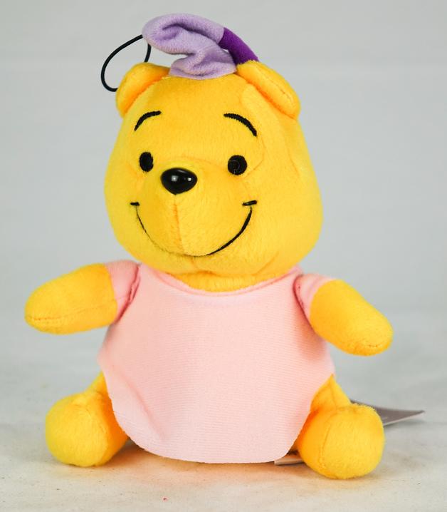 Winnie-the-Pooh small plush - Pajamas
