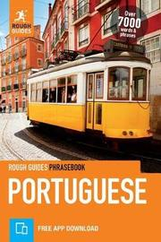 Rough Guide Phrasebook Portuguese by APA Publications Limited